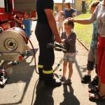 Přijeli hasiči