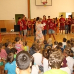 Závěrečné setkání žáků