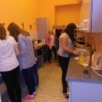 Cvičná kuchyňka