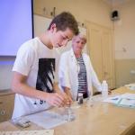 Učebna fyziky a chemie