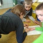 Duben ve školní družině